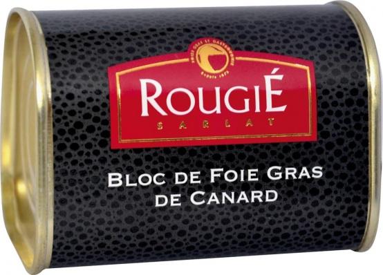 Rougié | Entenleberblock 145 g
