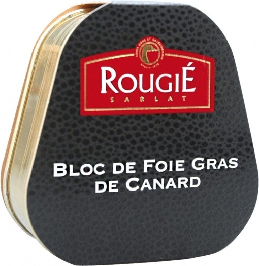 Rougié   Entenleberblock 75g